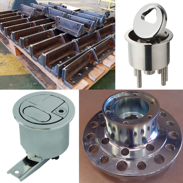Metal Fabrications Fittings